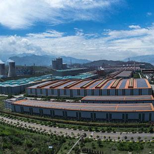 攀钢集团西昌钒钛公司使用防腐C型钢