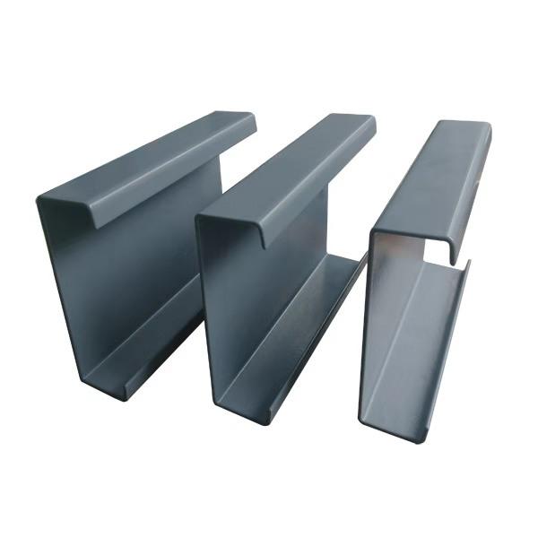 造纸厂专用防腐C型钢